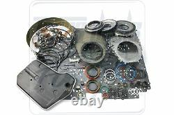 S'adapte Gm Chevy 4l60e Transmission Deluxe Overhaul Rebuild Kit 1997-03