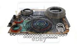 S'adapte Gm Chevy 4l60e Transmission Less Steel Overhaul Rebuild Kit 1993-1996