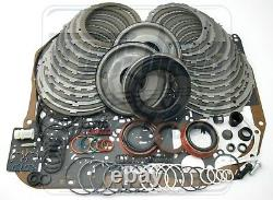 S'adapte Gm Chevy 4l80e Transmission Master Overhaul Rebuild Kit 1997-up