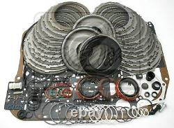 S'adapte Gm Chevy 4l80e Transmission Master Rebuild Kit 97-on