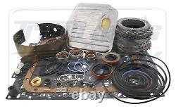 S'adapte Gm Chevy 700r4 4l60 700r-4 Transmission Overhaul Rebuild Deluxe Kit 1982-84