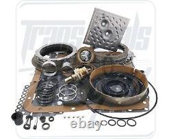 S'adapte Gm Chevy Th350 Th350c Turbo 350 Transmission Master Rebuild Kit Niveau 2