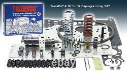 Sk4l80e Sk4l80e-hd2 Transgo Shift Kit Chevy Gmc Hummer 1991-on (sk4l80e-hd2)