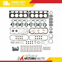 Tête Gasket Bolts Set Fit 04-14 Gmc Buick Cadillac Chevrolet 4.8 & 5.3 Ohv