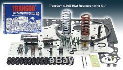 Transgo Shift Kit 4l80-e Chevy Gmc Hummer 1991-on (sk4l80e-hd2)