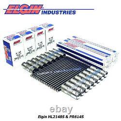 USA Made Push Rod & Lifter Kit (16 Chacun) S'adapte À Certains 1999-2020 Gm 6.0l Ls Moteurs