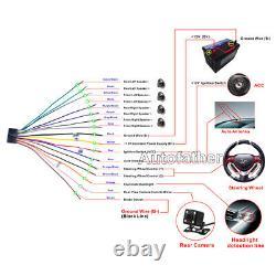 Voiture Stereo Radio DVD Mirrorlink Pour Gps S'adapte 2000-2009 Dodge Ram 1500 2500 3500