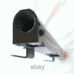 Z909 Ls3 / L99 Black -8an Kit Rails De Carburant Avec Raccords Et Tuyau De Croisement