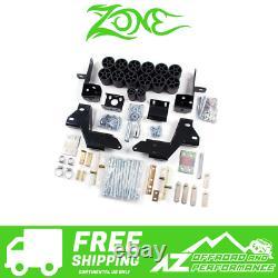 Zone Offroad 3 Body Lift Kit S'adapte 00-05 Chevy Gmc Suburban Yukon Tahoe C9315